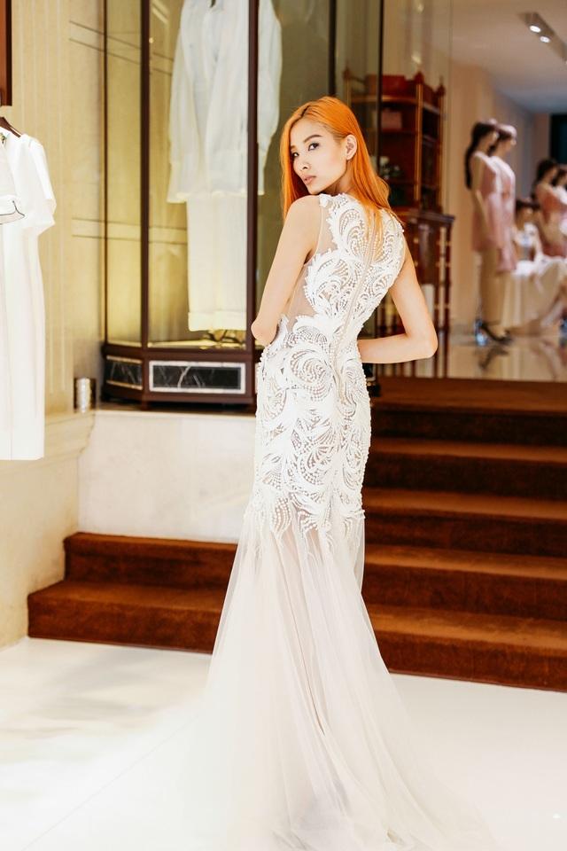 Hoàng Thùy muốn truyền cảm hứng từ gái quê trở thành siêu mẫu quốc tế - 10