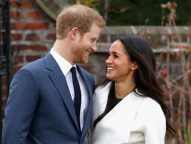 Hoàng tử Harry và vị hôn thê Meghan Markle (Ảnh: Reuters)