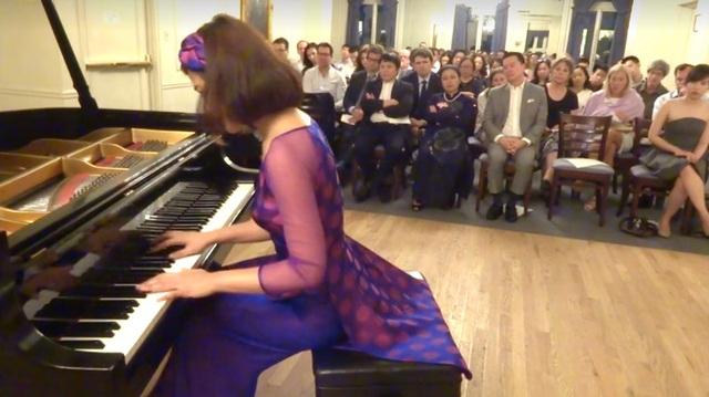 Đêm hòa nhạc tại New York hướng về trẻ em khuyết tật Việt Nam - 4