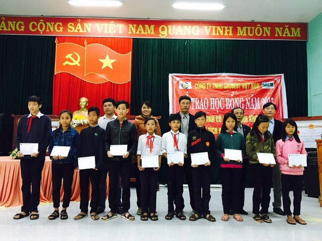 và Trường THCS Phong Hải, huyện Phong Điền, Thừa Thiên Huế