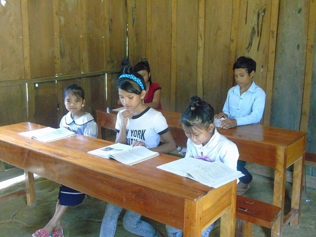 Ở những vùng khó khăn, dân tộc thiểu số cần tăng cường dạy Tiếng Việt bằng nhiều hình thức, đa dạng và phong phú để đạt hiệu quả tốt