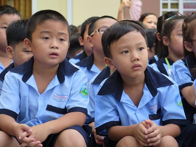 Các trường ở TPHCM không được tổ chức thi xếp lớp học sinh