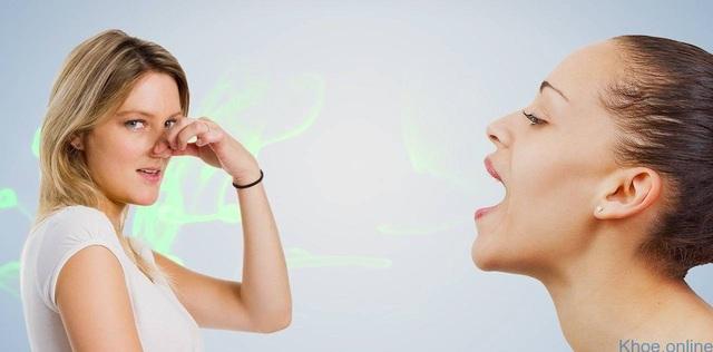 Hôi miệng - Báo hiệu nhiều bệnh đáng sợ - 1