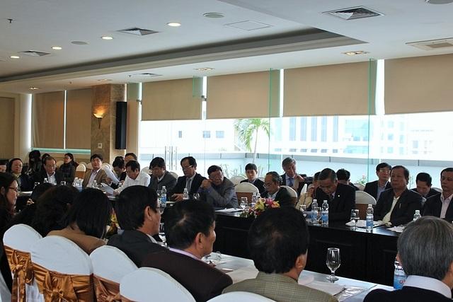 Hội nghị diễn ra tại Hà Nội vào sáng 28/02.