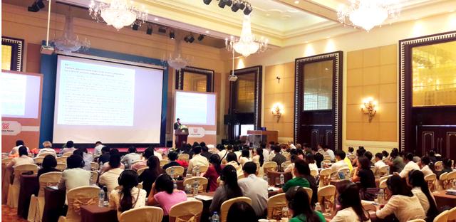 Hội nghị Ung thư vú Quốc tế (IBCS 2017) vừa diễn ra trong 3 ngày tại TP Huế