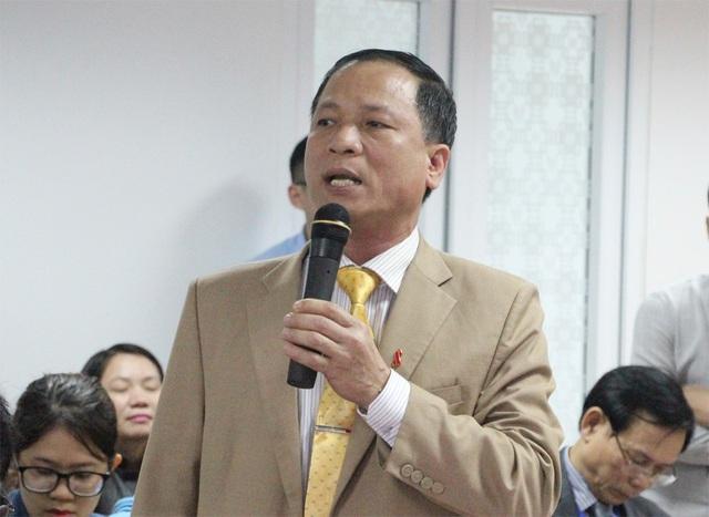 Bác sĩ Mai Xuân Phương cho biết: Chúng ta có nhiều nhà trẻ, nhưng lại không có nhà già.