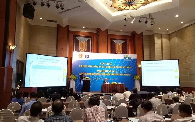 Tại Việt Nam, theo lộ trình sẽ áp dụng xăng E10 từ 1/12/2017 và từ 1/1/2018 sẽ thay toàn bộ xăng A92 bằng E5.