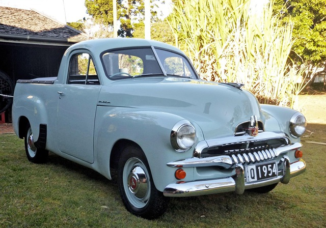 Chiếc classic truck Holden FJ