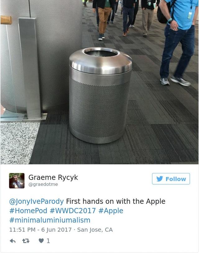 """""""Lần đầu trên tay sản phẩm HomePod mới của Apple."""""""