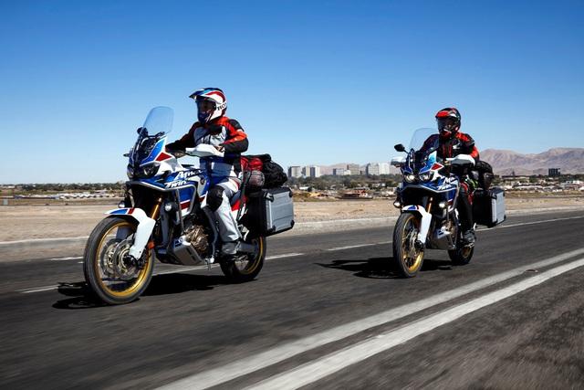 Honda Africa Twin Adventure Sport – Tiện dụng hơn, đẳng cấp hơn - 7
