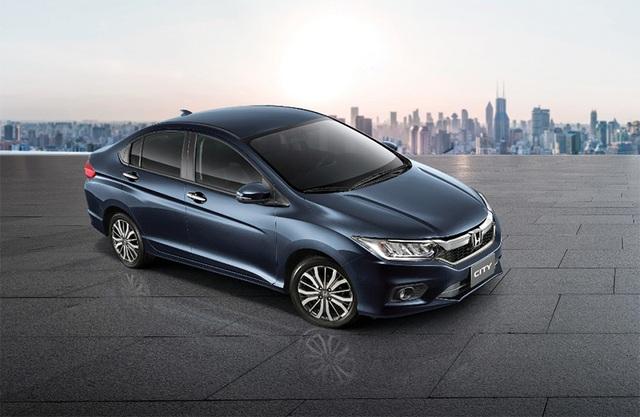 Honda City phiên bản mới có giá từ 568 triệu đồng - 2