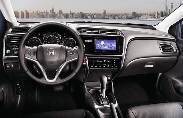 Honda City phiên bản mới có giá từ 568 triệu đồng - 4