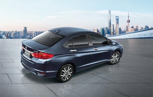 Honda City phiên bản mới có giá từ 568 triệu đồng - 3