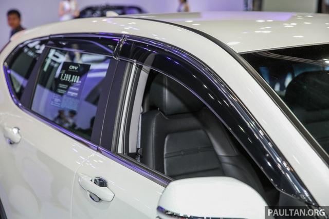 Honda CR-V thế hệ mới vừa ra mắt đã có bản Modulo - 4