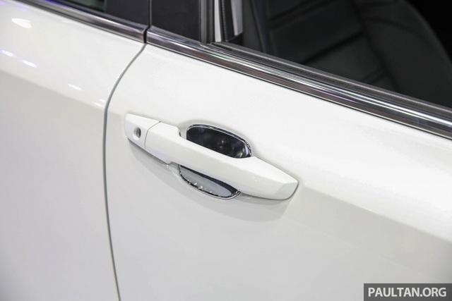 Honda CR-V thế hệ mới vừa ra mắt đã có bản Modulo - 5