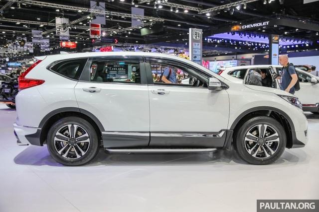 Honda CR-V thế hệ mới vừa ra mắt đã có bản Modulo - 8