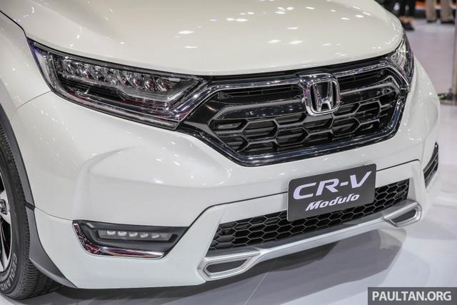 Honda CR-V thế hệ mới vừa ra mắt đã có bản Modulo - 7
