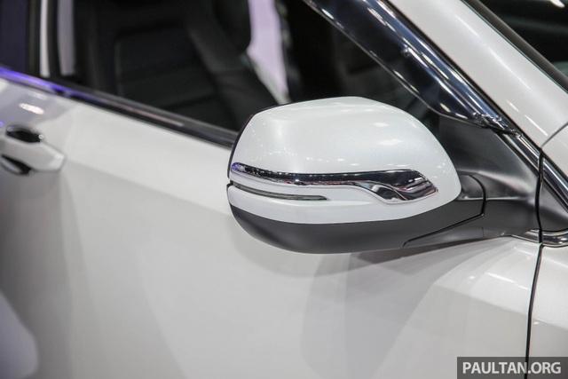 Honda CR-V thế hệ mới vừa ra mắt đã có bản Modulo - 6