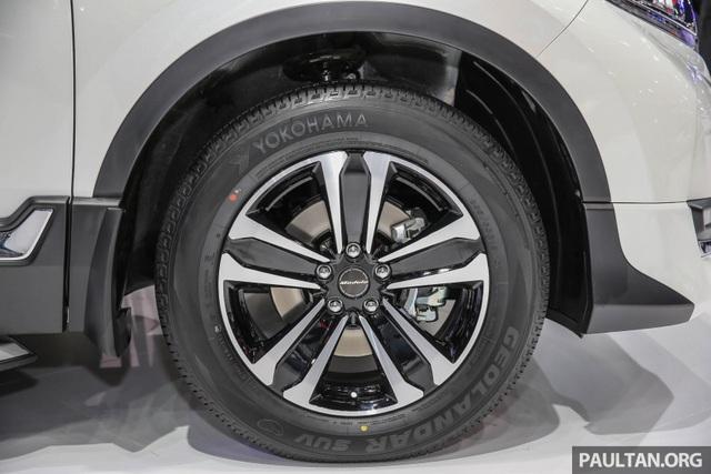 Honda CR-V thế hệ mới vừa ra mắt đã có bản Modulo - 9