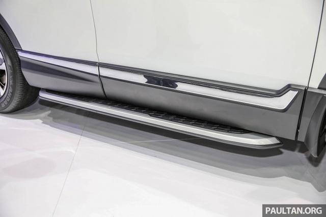 Honda CR-V thế hệ mới vừa ra mắt đã có bản Modulo - 10