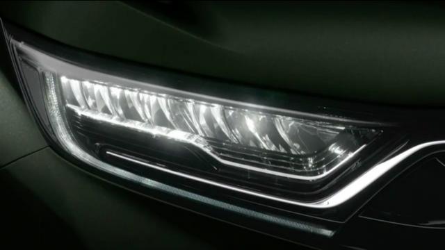 Honda CR-V 2017 cho thị trường Đông Nam Á có gì mới? - 4