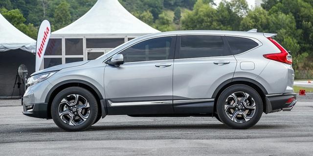 Honda CR-V mới thắng lớn tại Malaysia - 5