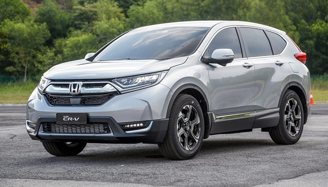 Honda CR-V mới thắng lớn tại Malaysia - 6