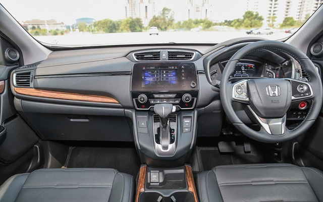 Honda CR-V mới thắng lớn tại Malaysia - 8