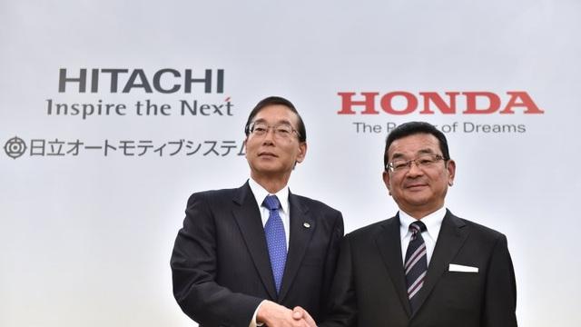 Hôm qua 7/2, Honda và Hitachi Automotive Systems đã công bố kế hoạch thành lập một liên doanh sản xuất mô-tơ điện cho ô tô. (Ảnh: Getty Images)