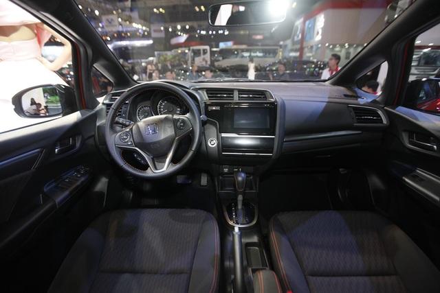 Xe nhỏ Jazz - Tâm điểm của Honda tại VMS 2017 - 7