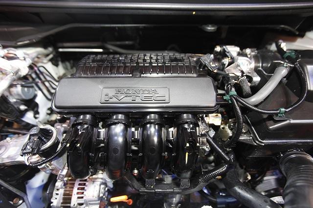 Xe nhỏ Jazz - Tâm điểm của Honda tại VMS 2017 - 5