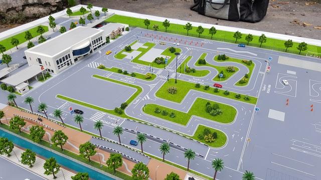 Trung tâm đào tạo Lái xe an toàn mới của Honda Việt Nam