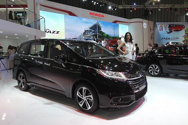 Xe nhỏ Jazz - Tâm điểm của Honda tại VMS 2017 - 12
