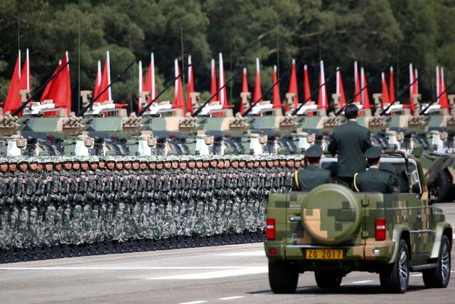 Ông Tập Cận Bình dự kiến sẽ tham gia lễ tuyên thệ nhậm chức Trưởng Đặc khu hành chính Hong Kong của bà Lâm Trịnh Nguyệt Nga vào ngày mai 1/7.