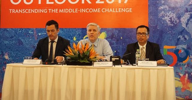 Các chuyên gia của ADB có những đánh giá độc lập về kinh tế Việt Nam