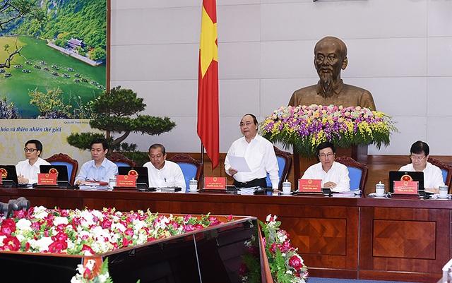 Lãnh đạo Chính phủ quán triệt chỉ đạo kiên quyết sàng lọc, miễn nhiệm cán bộ làm việc kém hiệu quả