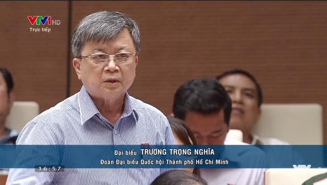 """Bộ trưởng Nguyễn Ngọc Thiện đã """"trả nợ"""" câu hỏi của người tiền nhiệm - 3"""