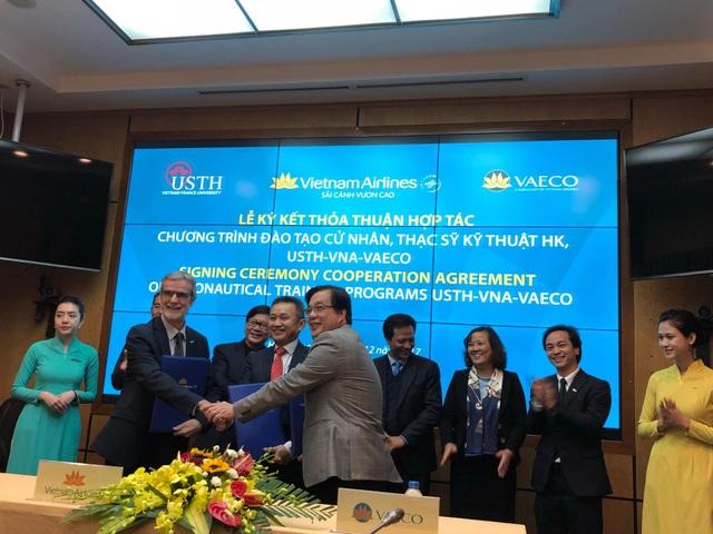Cấp bách đào tạo cử nhân, thạc sỹ ngành Hàng không Việt Nam - 1