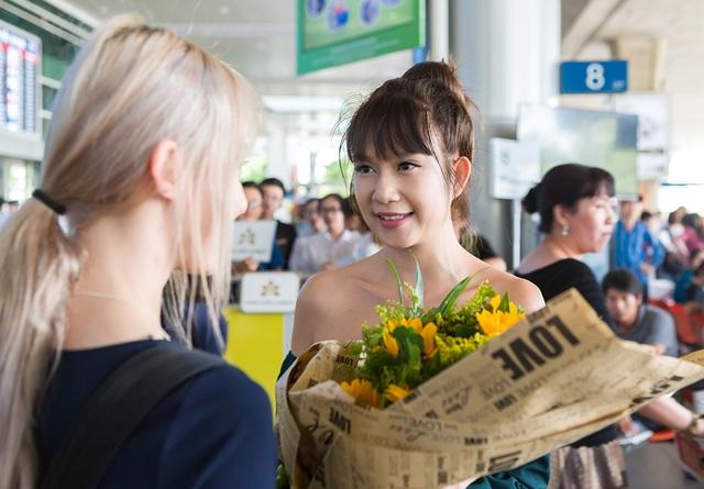Bà xã Lý Hải mời hot girl nổi tiếng Thái Lan Nene đến Việt Nam - 5
