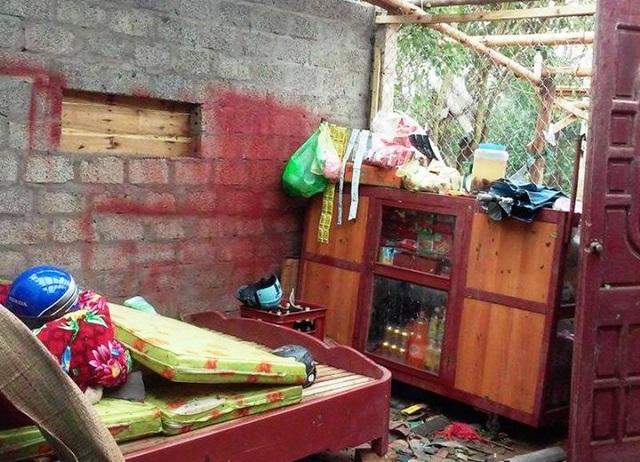 Nhiều gia đình sống cảnh màn trời, chiếu đất sau cơn mưa đá, giông lốc