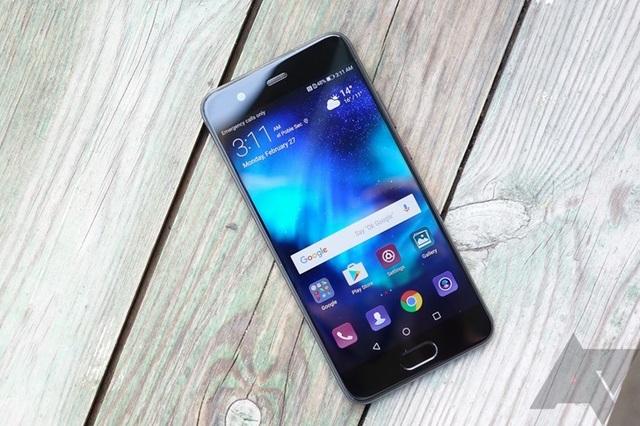 Huawei P10 mang dáng dấp của chiếc điện thoại Google Pixel.