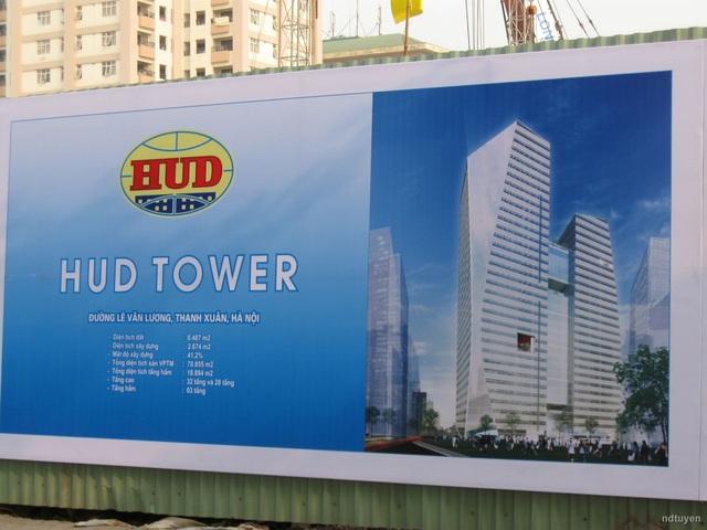 Trong đề án cổ phần hoá HUD con cưng, cục nợ của Bộ Xây dựng, có nhiều vấn đề cần làm rõ