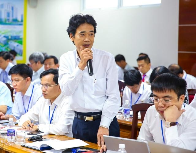 Ông Phạm Hùng Anh, Phó Cục trưởng Cục Cơ sở vật chất và Thiết bị trường học, đồ chơi trẻ em, Bộ Giáo dục và Đào tạo