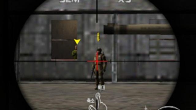 Hình ảnh trong trò Hunting Yankee (Ảnh: Arirang-Meari)