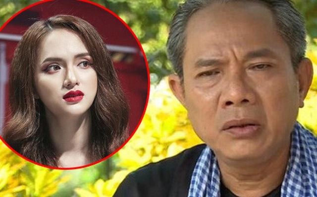 Vụ việc Hương Giang hỗn hào với nghệ sỹ Trung Dân đã khiến nhiều nghệ sỹ phải lên tiếng về văn hoá ứng xử trong showbiz. Ảnh: TL.