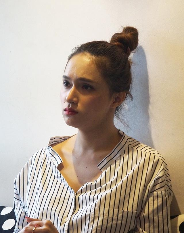 Nữ ca sĩ chuyển giới cho biết, ngay trong buổi ghi hình game show khi sự việc xảy ra, cô đã ngay lập tức gửi lời xin lỗi nghệ sĩ Trung Dân.