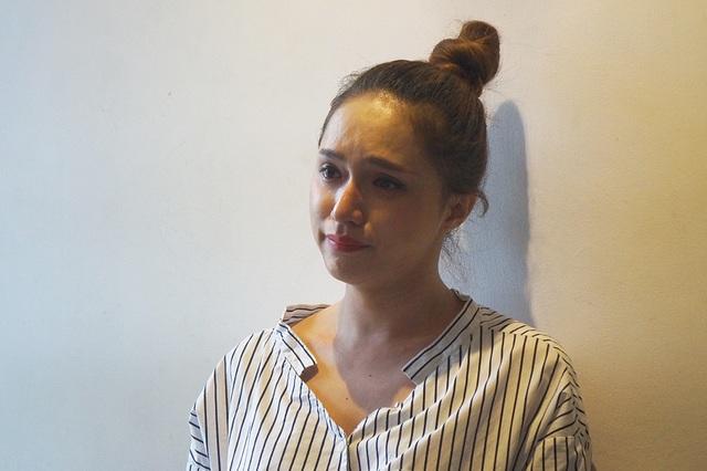 Hương Giang Idol khóc nức nở khẳng định không xúc phạm nghệ sĩ Trung Dân - 3