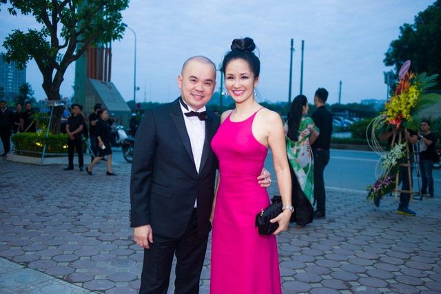 Gần 100 sao Việt hội tụ trong đêm tiệc tại Hà Nội dịp 20/10 - 1
