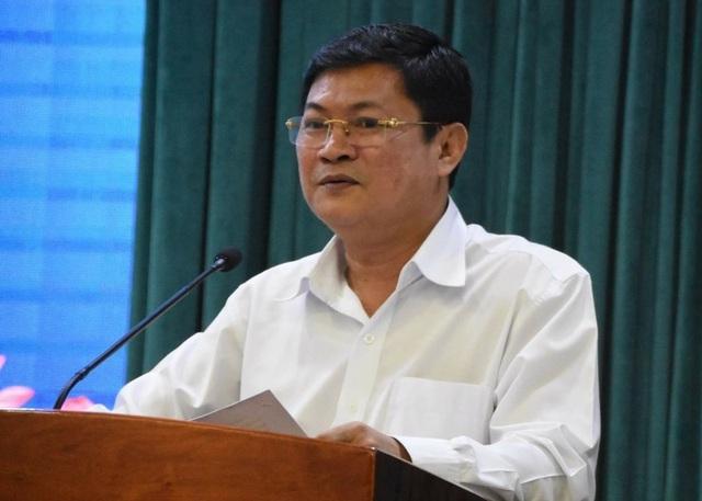 Phó Chủ tịch UBND TPHCM Huỳnh Cách Mạng