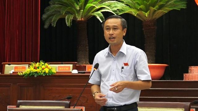 Đại biểu Huỳnh Thanh Nhân